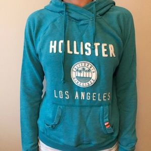 Hollister Hoodie, size M (fits like small)